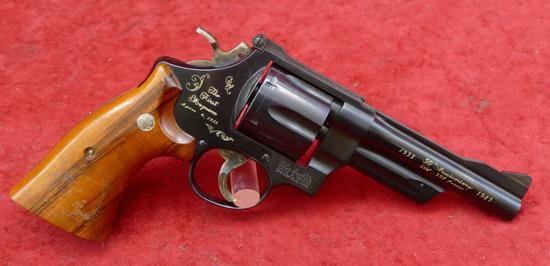 Smith & Wesson 50th Anniv. 357 Magnum Revolver