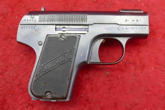 Bayrd 32 cal. Semi Auto Pistol
