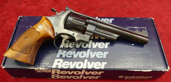 Smith & Wesson Model 25-2 45 ACP Revolver