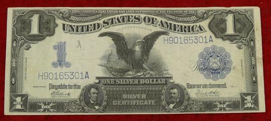 US 1899 Series $1 Blanket Bill