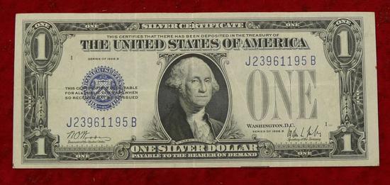"""US 1928 """"Funny Back"""" $1 Bill"""