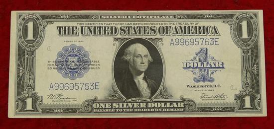 US 1923 Series $1 Blanket Bill