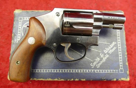 Smith & Wesson 38 Centennial Revolver