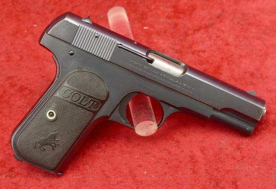 Colt Model 1903 32 cal Pocket Pistol