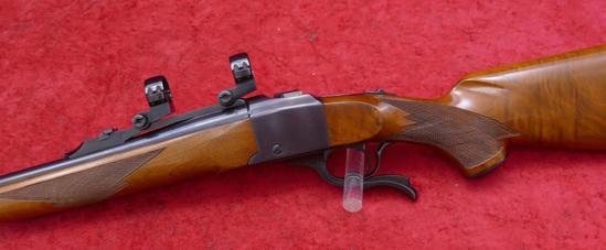 Ruger No. 1 270 cal Rifle