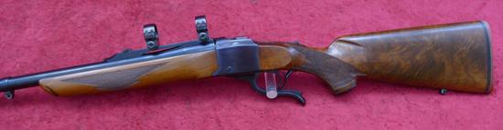 Ruger No 1 7mm Magnum Rifle