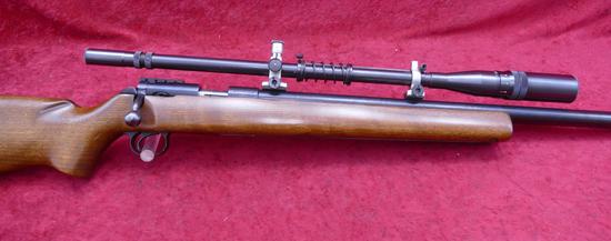 Winchester 52 Target Rifle w/Unertl 14x Scope