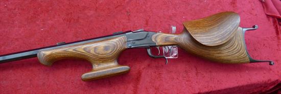 Custom 32 cal. Cartridge Schuetzen