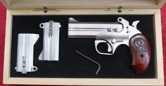 Bond Arms 3 Bbl Snake Slayer Derringer Set