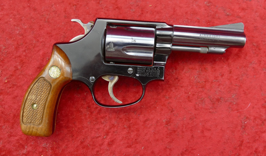 Smith & Wesson Airweight Model 37 Revolver