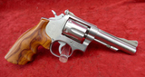 Smith & Wesson Model 67 38 Spec Revolver