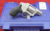 Smith & Wesson Airweight Model 642-2 Revolver