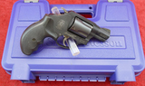 Smith & Wesson Model 360 Airweight 38 cal Revolver