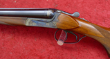 Merkel Model 8 12 ga Side by Side Shotgun