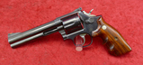 Smith & Wesson Model 586 357 Magnum Revolver