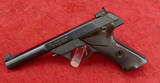 High Standard Sharp Shooter 22 cal Pistol