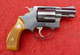 Smith & Wesson Model 36 Chiefs Spec. Revolver