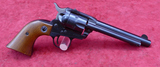 Early Ruger Single Six 22 Revolver