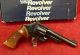 NIB Smith & Wesson Model 25-2 45 cal Revolver