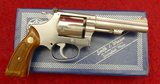 Smith & Wesson Model 63 22 cal Revolver