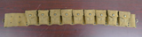 Rare US Eagle Snap Cartridge Belt w/30-06 US Ammo