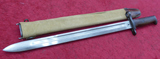 Fine 1908 dated Springfield Arsenal 1903 Bayonet