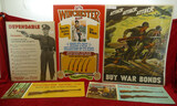 Military & Firearms Advertisement Lot