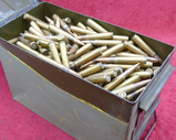 Approx. 520 rds of 8mm Mauser Surplus Ammo (G)