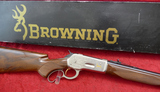 Browning Model 71 High Grade 348WCF Carbine