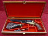 1851 Navy Black Powder Pistol w/case