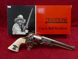 Pietta Bill Hickok 1851 Navy BP Revolver