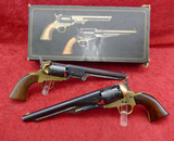 Pair of Colt Style Italian BP Revolvers