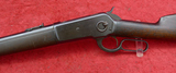 Winchester 1886 Saddle Ring Carbine