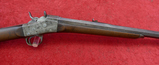 Remington No 1 Sporting rifle in 38 Ballard
