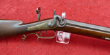 Nelson Lewis Troy NY 45 cal Percussion Rifle