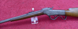 Marlin Ballard Single shot Rifle in 25 Stevens cal