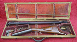 Cased Pickett Rifle w/Accessories