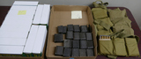 Lot of Surplus 30-06 Ammo & M1 Clips(U)