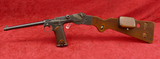 Rare C-93 Borschardt Pistol w/Shoulder Stock