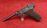 American Eagle Test Luger