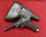 1937 dated S/42 Luger & Holster