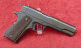 WWII Remington Rand A1 45 Pistol