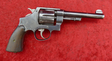 Smith & Wesson Model 19-17 Military Revolver