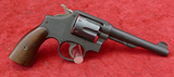 Smith & Wesson Victory Model Revolver