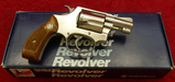 Smith & Wesson Model 37 Airweight Revolver