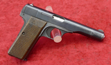 Nazi Marked Browning 1922 Pistol