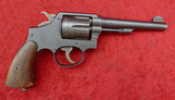 Smith & Wesson US Property marked Victory Revolver