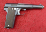 Astra Model 600/43 9mm Luger Pistol
