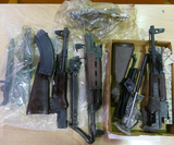 Lot of 3 Surplus AK47/74 Parts Kits