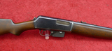 Winchester Model 1910 SLR 401 cal Rifle
